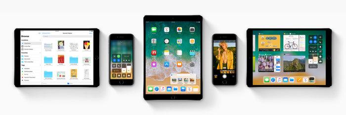 苹果最新 iOS 11 正式版固件 IPSW 全套官方下载地址 (升级 iPhone / iPad 系统)