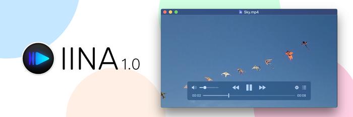 最受欢迎的 macOS 播放器,终于迎来正式版:IINA 1.0.0
